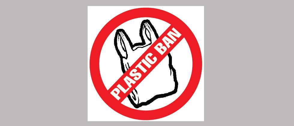 Residential societies still using plastic for garbage disposal