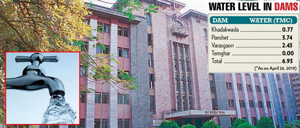 Pune might face water cuts