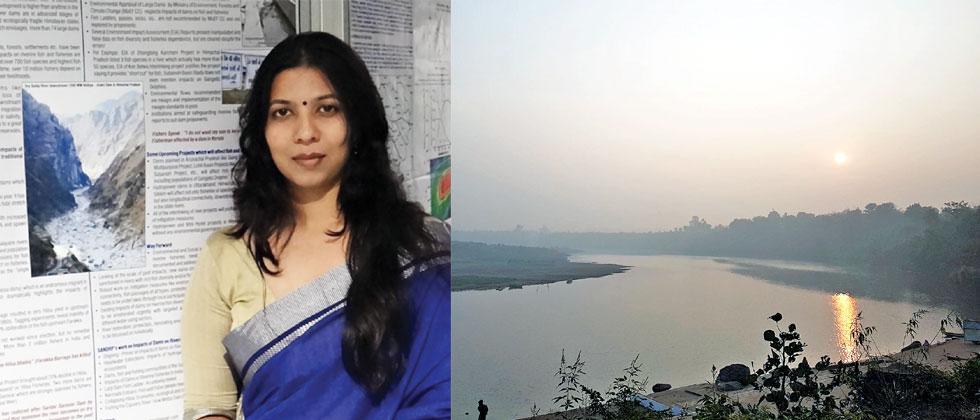 Parineeta Dandekar, associate coordinator, South Asia Network on Dams, Rivers and People