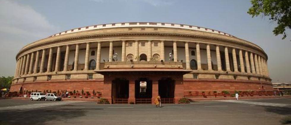 Lok Sabha proceedings disrupted for third day