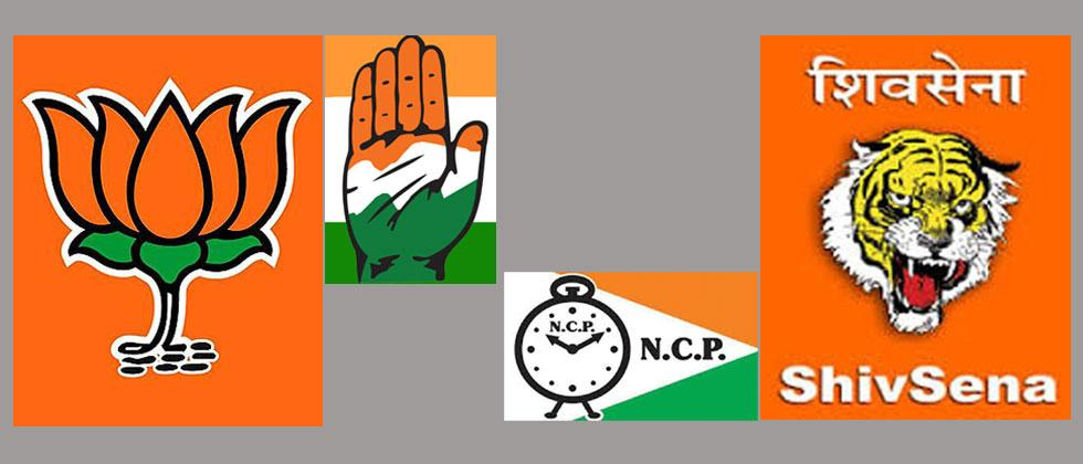 BJP backs Congress-NCP to counter Shiv Sena
