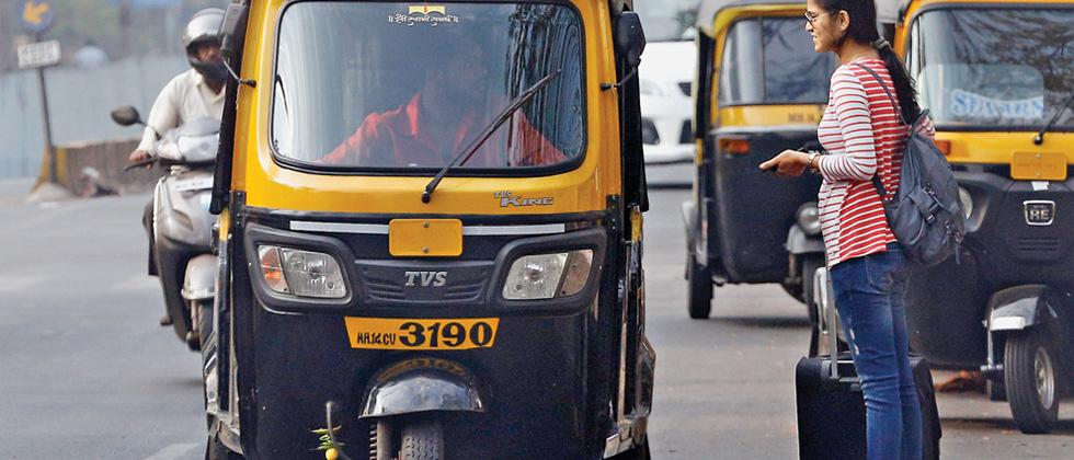 Around 1,200 autorickshaws operating without permit in Pune