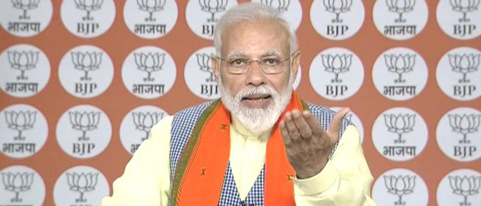 City BJP corporator questions PM Narendra Modi's gesture