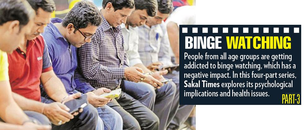 'Binge watchers are prone to spinal problems'