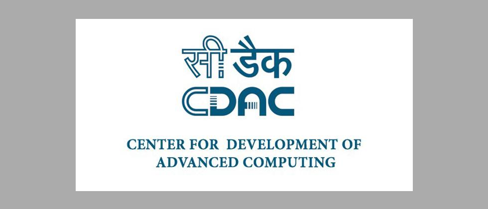 C-DAC takes a giant leap