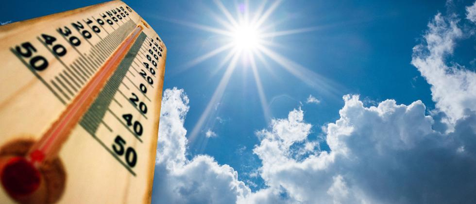 'Days will continue to remain hotter in city'