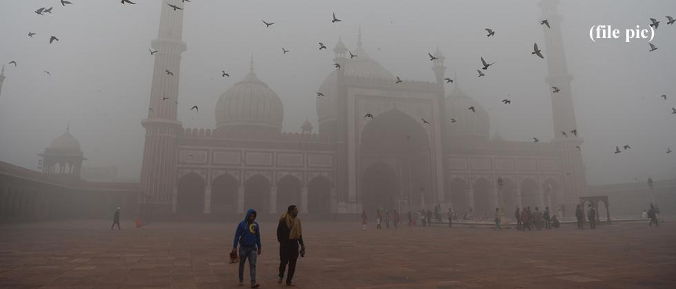 Delhi records third lowest temperature in 50 years