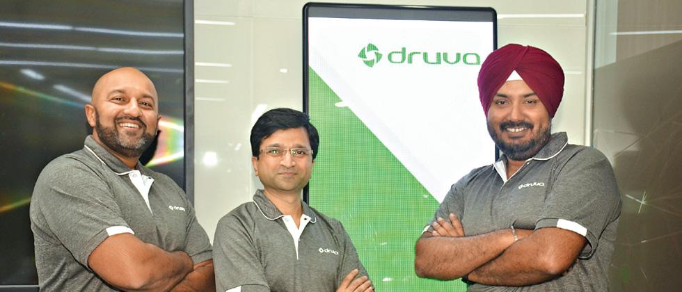 Druva starts innovation & product devpt centre
