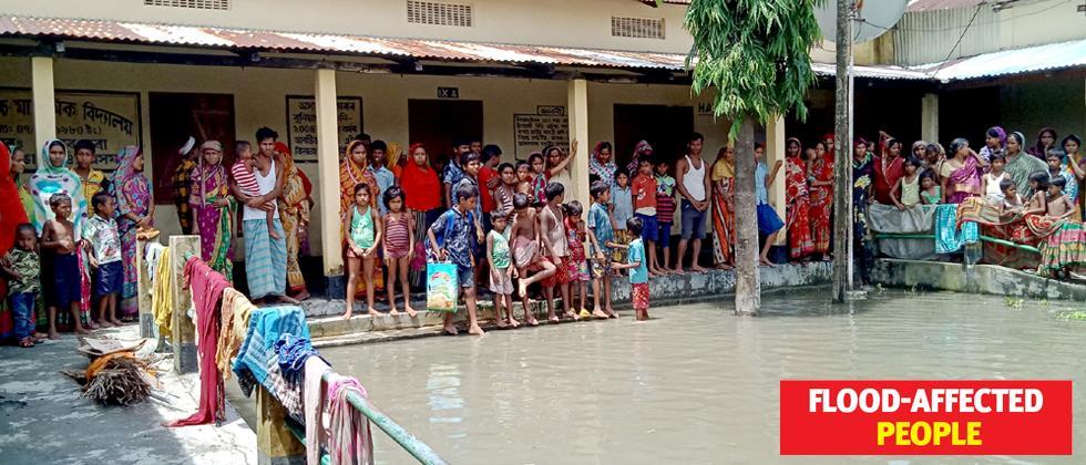 Foundation to send relief to Bihar, Assam
