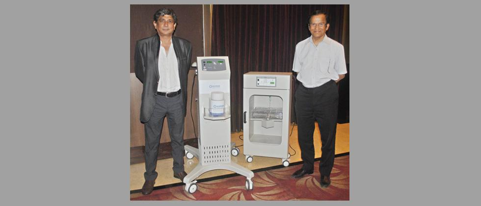India's 1st portable Human Milk Pasteuriser launched