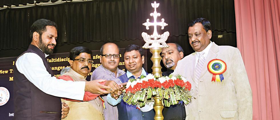 Int'l conference inaugurated at Christ College