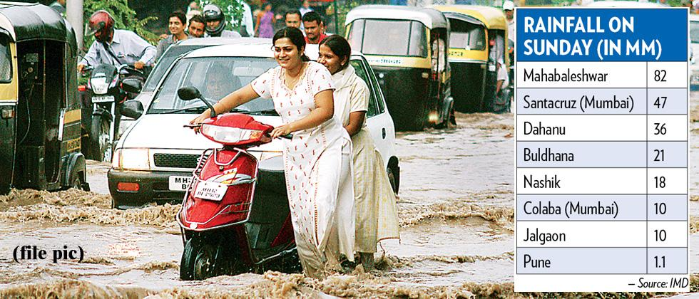 More rainfall in State likely: IMD