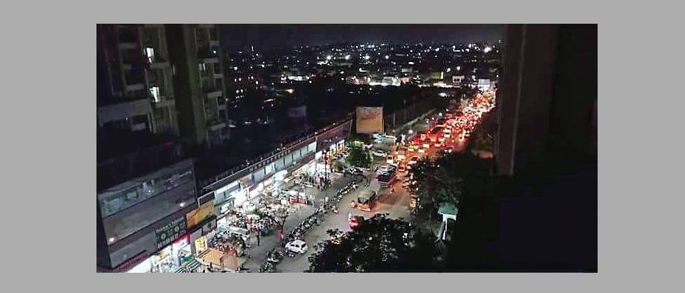 Residents of societies in Kondhwa complain of incessant traffic jams