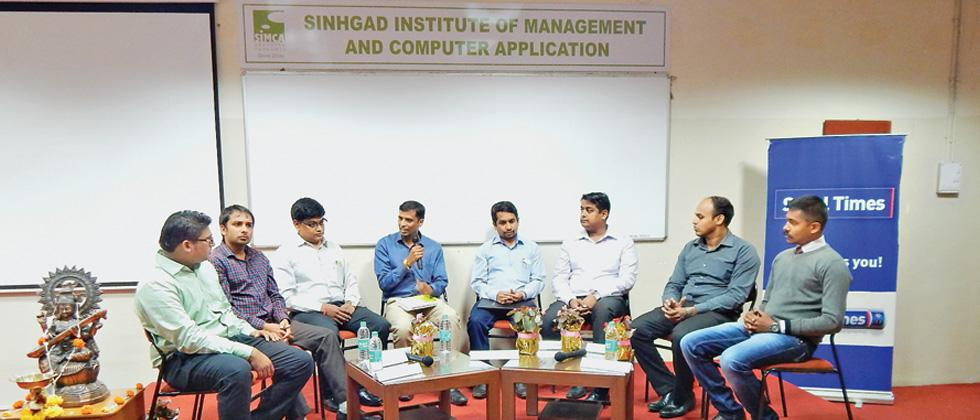 SIMCA holds induction programme for MBA students