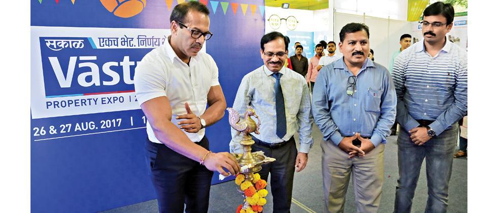 Over 160 home projects for Punekars at Sakal Vastu Expo
