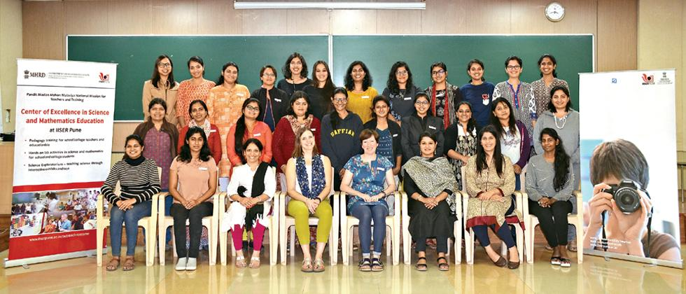 Scientific writing workshop for women held in city