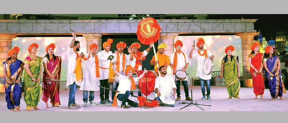 Trivikram Dhol Tasha Pathak will perform in T-10 Cricket