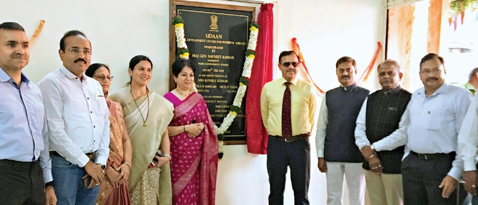 Udaan Skill Development Centre opens in Ghorpadi