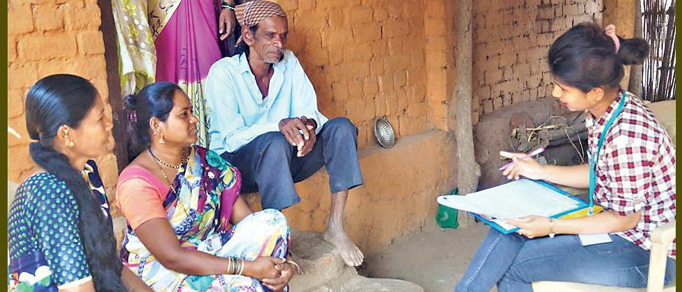 Unemployment plagues the lives of tribals
