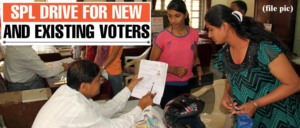 Over 13,000 applicants respond to voters' registration drive in Pune dist