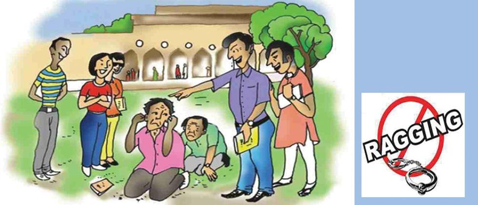 4 students held for ragging