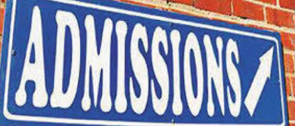 3,141 students take admission to Std XI