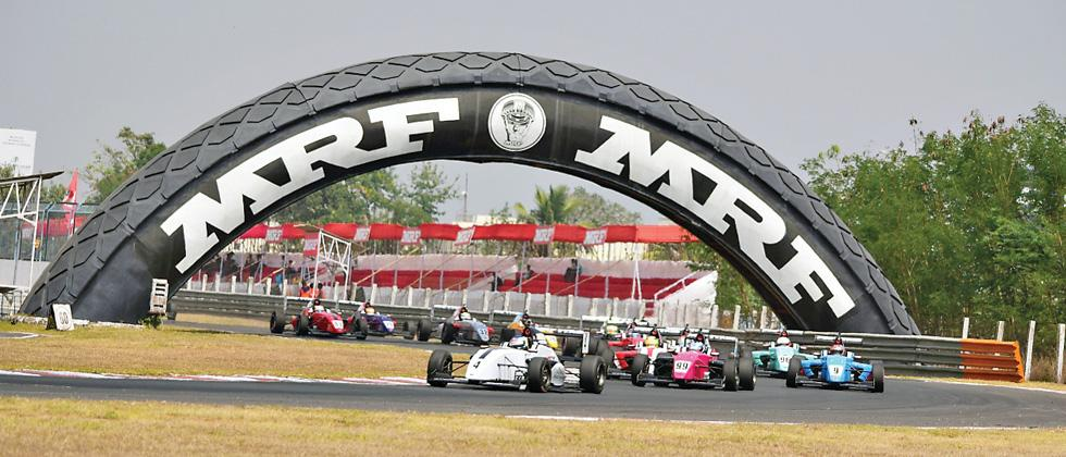 Drivers ready for season finale on an unchartered territory