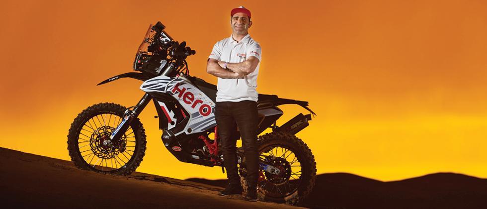 Paulo Goncalves joins Hero MotoSports Team Rally