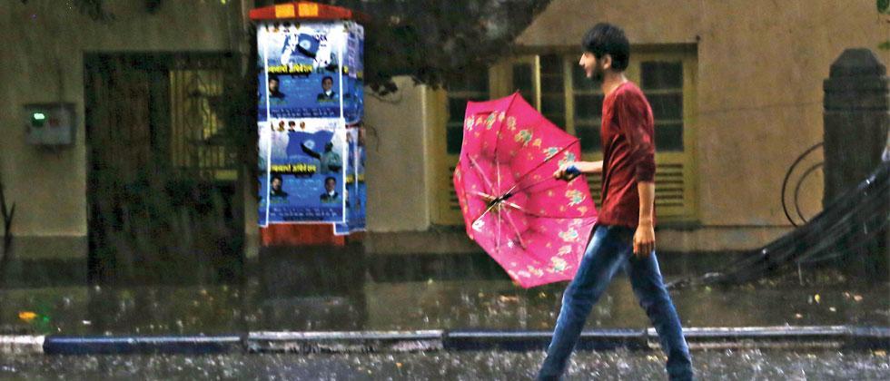 Maharashtra will get 102 pc rain this monsoon
