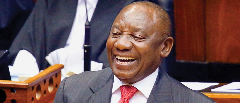 Ramaphosa replaces long-reigning Zuma as president of SA