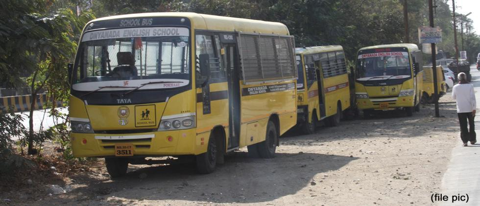 RTO to re-inspect 3,700 school buses after HC order