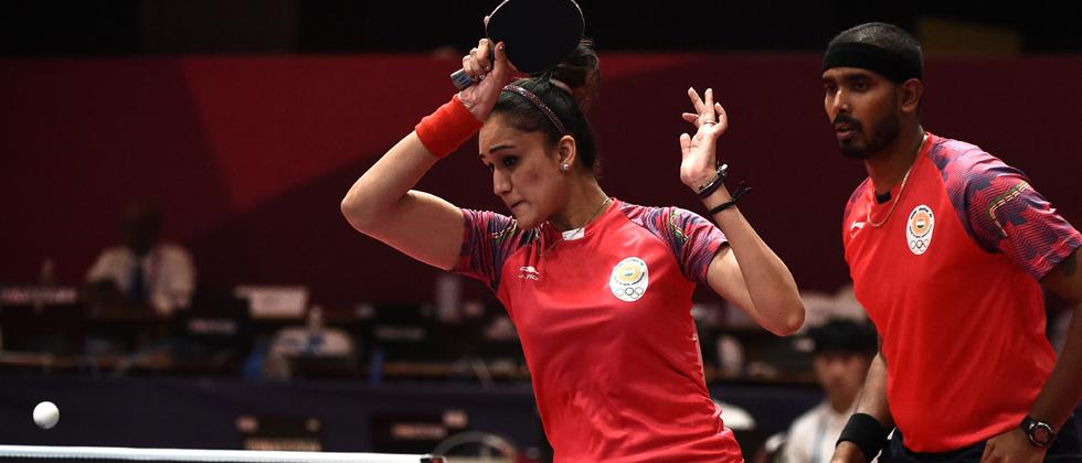 Sharath and Manika Batra pair adds mixed doubles bronze