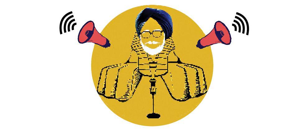 Manmohan Singh's third innings