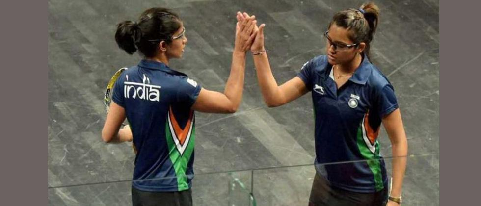 Defending champs Pallikal-Chinappa settle for women's doubles silver