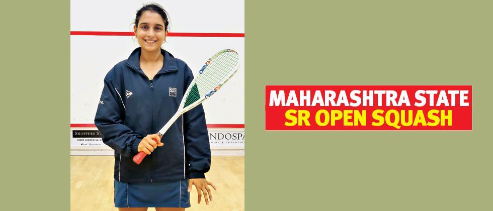 Pune's Yoshna upsets top seeds Urwashi and Bhavna