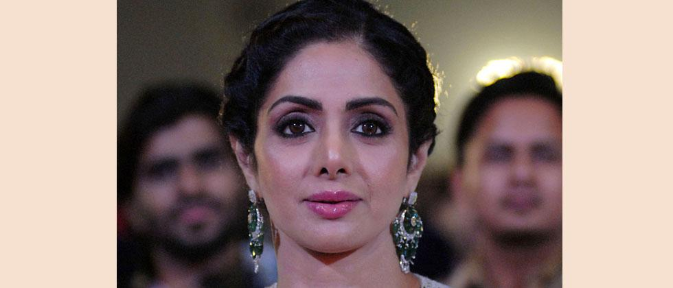 Sridevi's body released for embalming