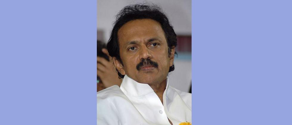 Stalin elected as DMK President unopposed
