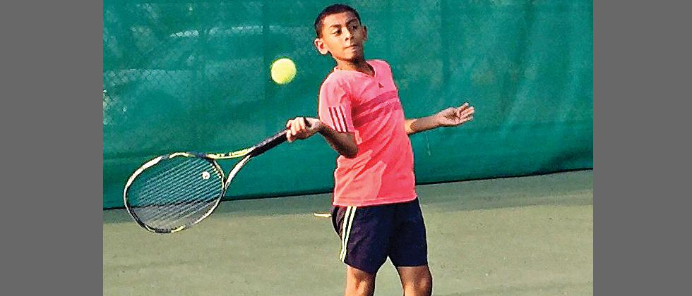 Arnav beats Raghav to enter semis