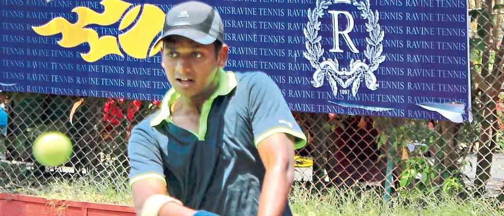 Bhatia upsets fifth seed Kirrtane