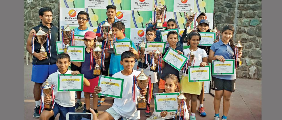 Shelke, Chetri, Chhajed clinch titles