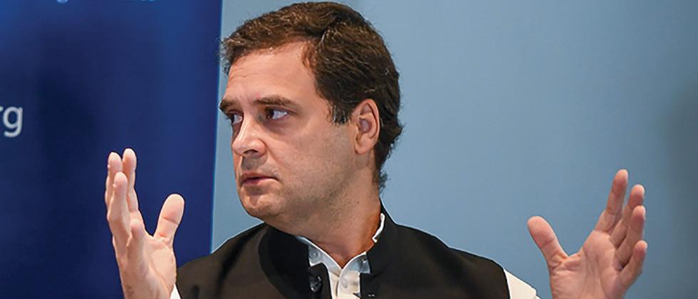 Judiciary, EC being torn apart under BJP govt: Rahul Gandhi