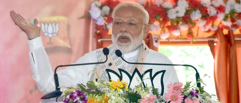 LokSabha 2019: First time pro-incumbency wave in country: PM