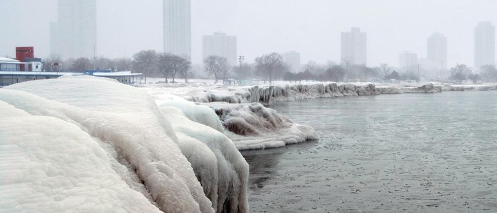 America's Mid-West Freezes at Minus 50 C
