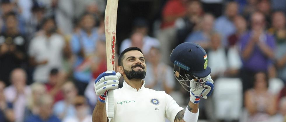 Kohli back as No.1 ICC Test batsman