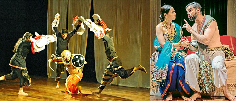 Vinod Doshi Theatre Festival celebrates a decade of passion for the stage. This year's edition starts from February 19