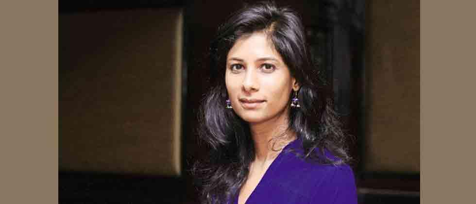 Indian-American Gita Gopinath joins IMF as its first female chief economist