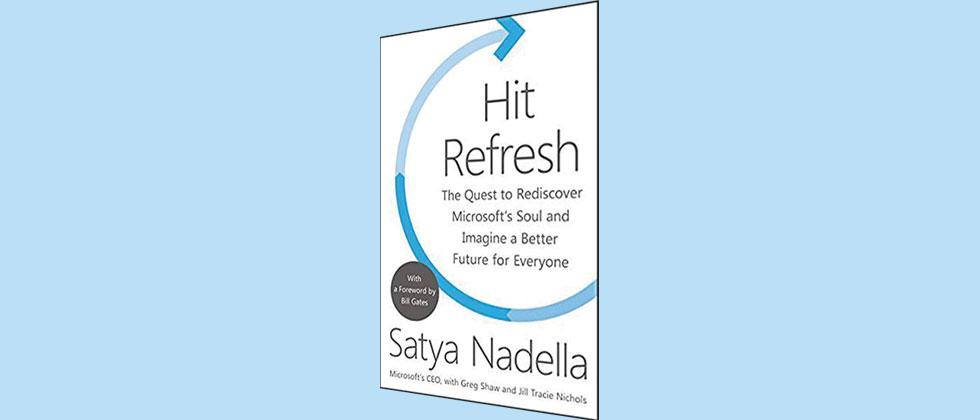 Hit Refresh - Satya Nadella