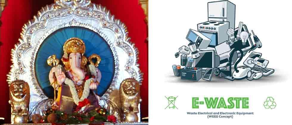 Kasba Ganpati Mandal to collect e-waste this yr