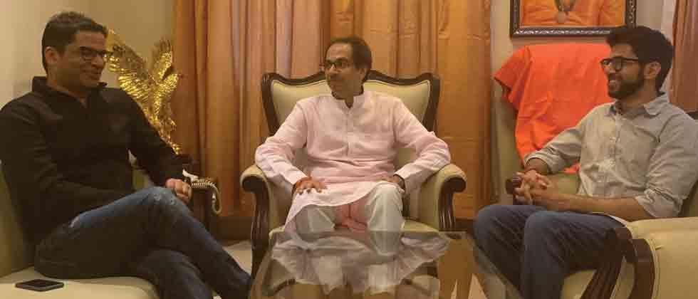 Prashant Kishore likely to lead Shiv Sena poll campaign
