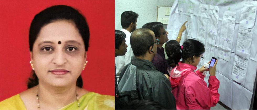 Meenakshi Raut, Deputy Director of Education, In-charge, Pune region
